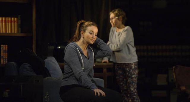 L'actriuMamen DuchdeT de Teatre