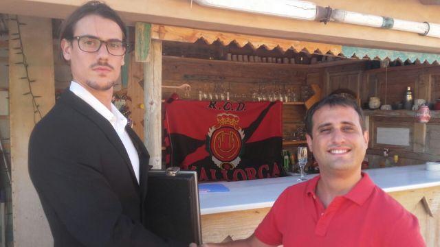 Carlos Llecha Jofre i Jaume Sureda
