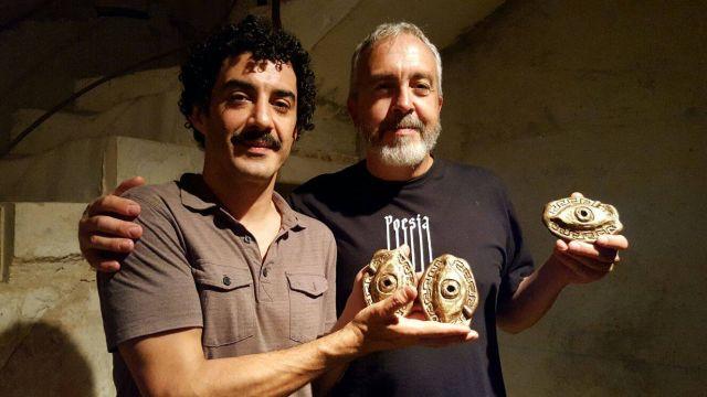 Edwin Garcia i Tomeu Vidal