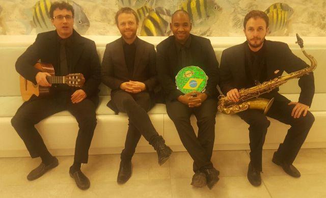 Jon Cilveti Jazz Bossa nova Cuartet