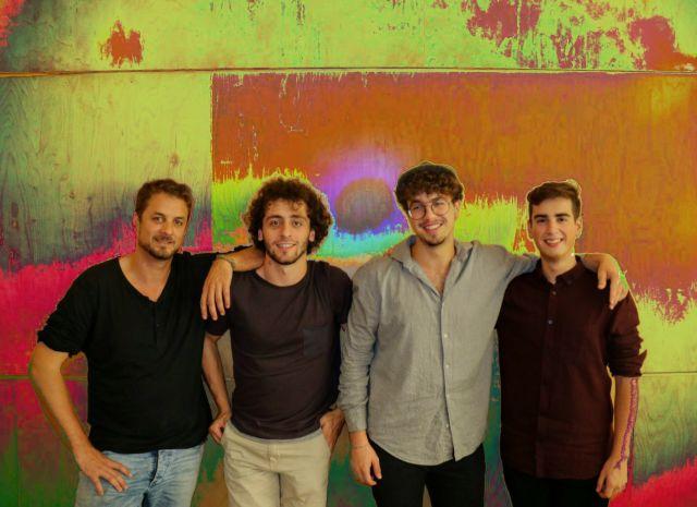 Red Cheeks Quartet