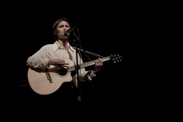 Concert a la terrassa / Steven Munar